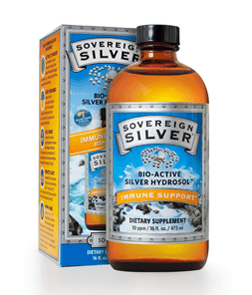 Sovereign Silver Immune Support