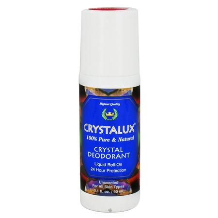 Crystalux Deodorant Roll On