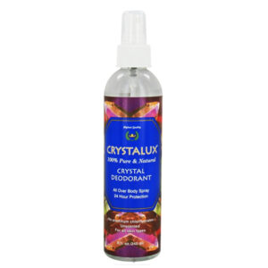 Crystalux Deodorant Spray