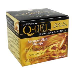 Derma-Q Gel Gold Drops