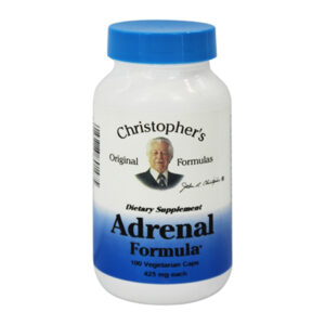 Dr.Christopher Adrenal