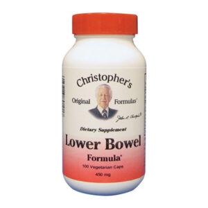Dr.Christopher Lower Bowel