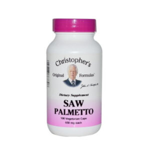 Dr.Christopher's Saw Palmetto