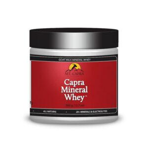 Mt.Capra Capra Mineral Whey