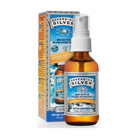 Sovereign Silver Immune Spray