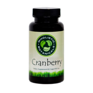 Wholistic Botanicals Cranberry