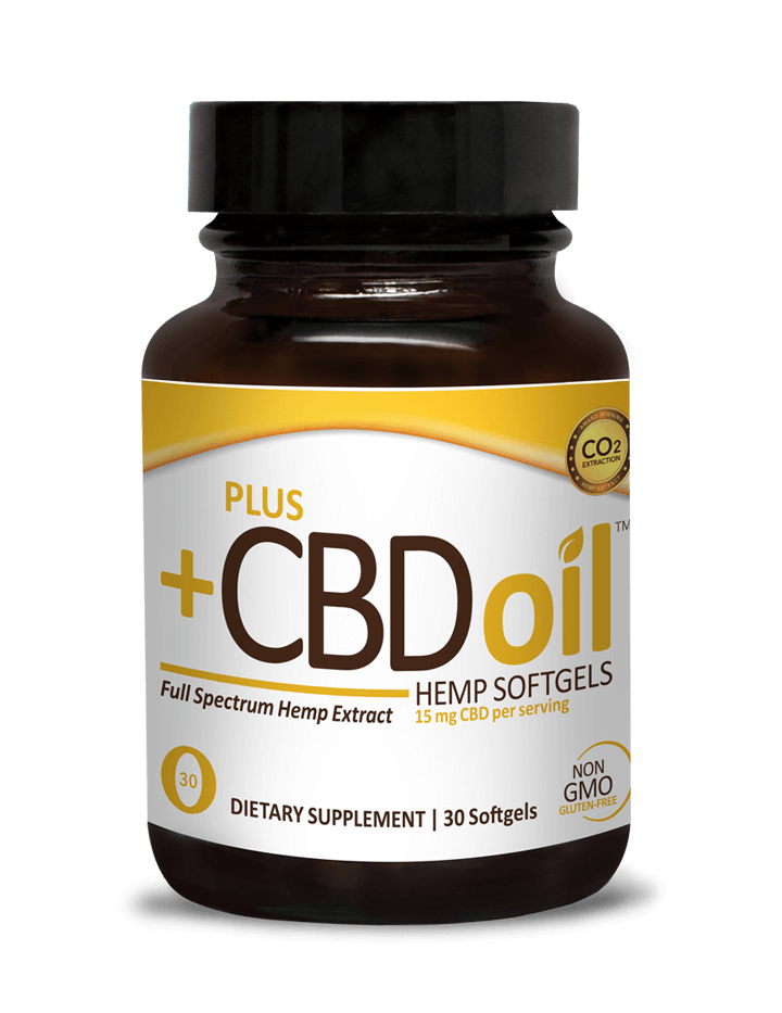 cv sciences plus cbd oil gold 15mg - 30 softgels