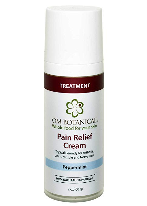 Topical CBD: CBD Cream and Pain Relief